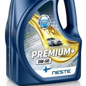 116645 NESTE PREMIUM+ 5W-50 4L