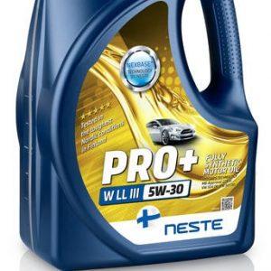 117845 NESTE PRO+ W-LL-III 5W-30 4L